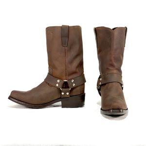 DURANGO- Men's Brown Harness Boot